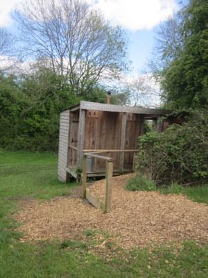 Thisltedown Farm toilets