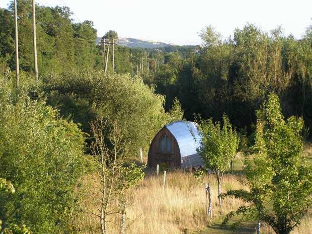 Arkette Secret Campsite