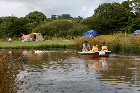 Pleasant Steams Campsite