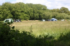 White Meadow campsite