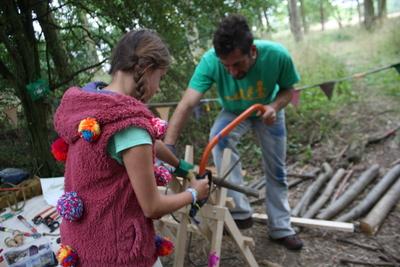 Shambala Woodland Tribe 2015
